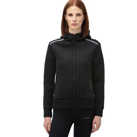 Skechers Scooba FZ W Hooded Siyah Kadın Mont