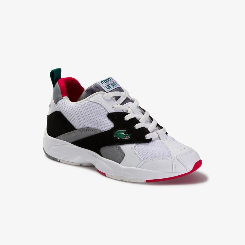 Lacoste Erkek Beyaz Sneaker