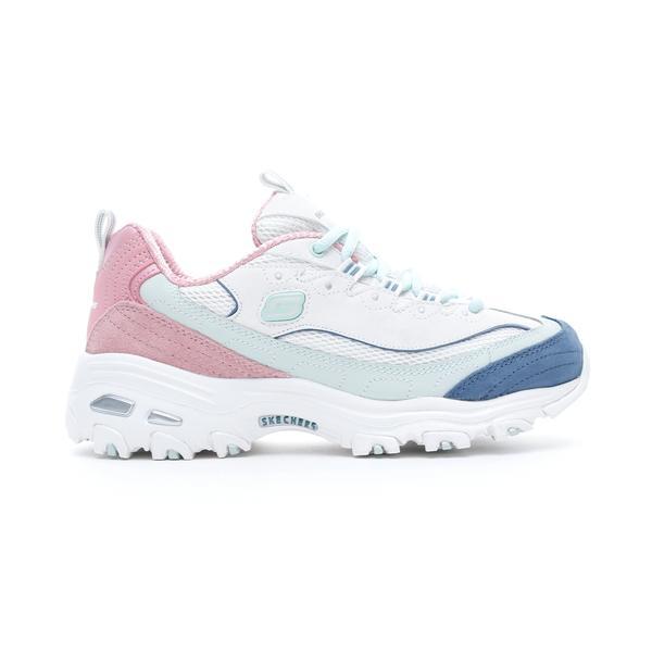 Skechers D'Lites - Summer Jasmine Kadın Beyaz Spor Ayakkabı