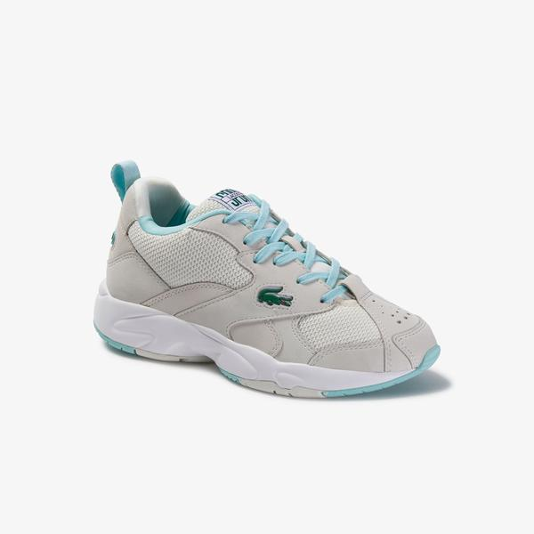 Lacoste Storm Kadın Beyaz Spor Ayakkabı