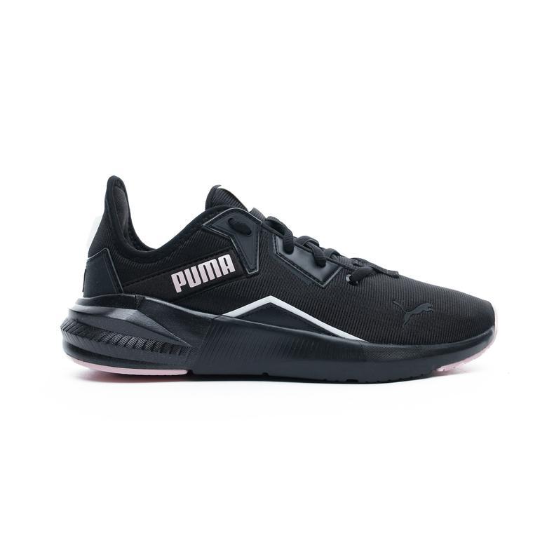 Puma Platinum Shimmer Kadın Siyah Spor Ayakkabı