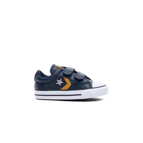 Converse Star Player 2V Ox Bebek Lacivert Sneaker