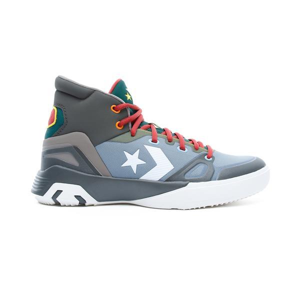 Converse G4 Hi Erkek Gri Sneaker