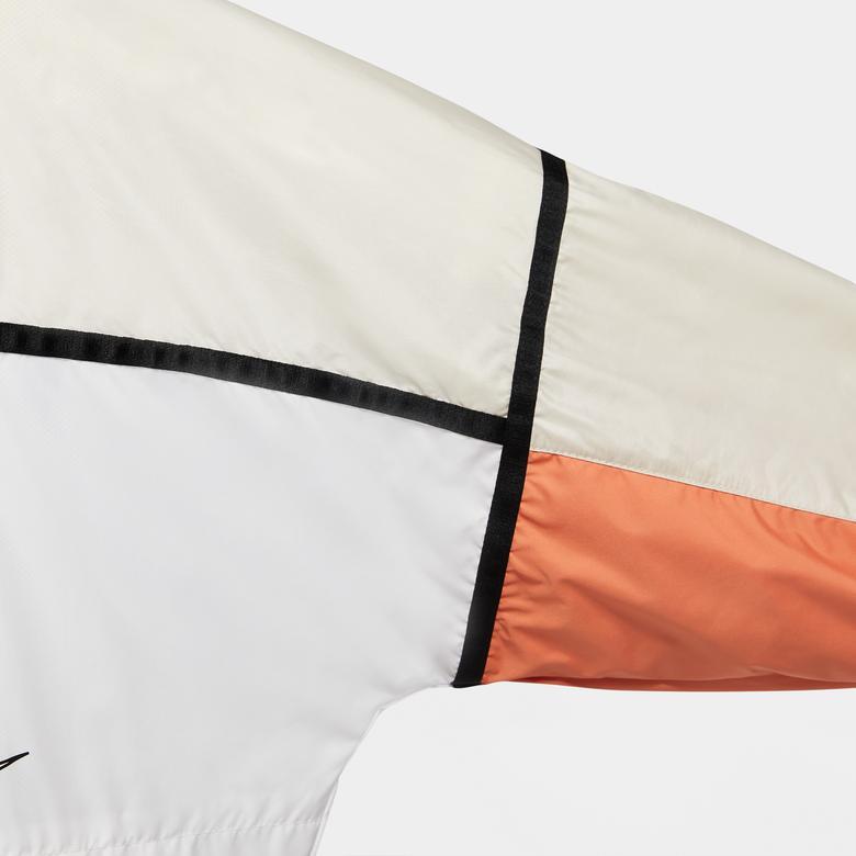 Nike Sportswear Archive Rmx Kadın Beyaz Ceket