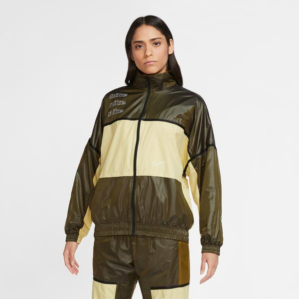 Nike Sportswear Archive Rmx Kadın Yeşil Ceket