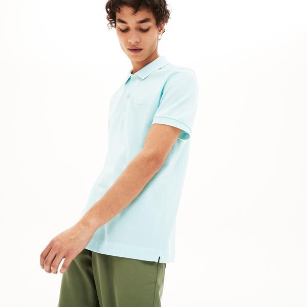 Lacoste Erkek Regular Fit Açık Mavi Polo