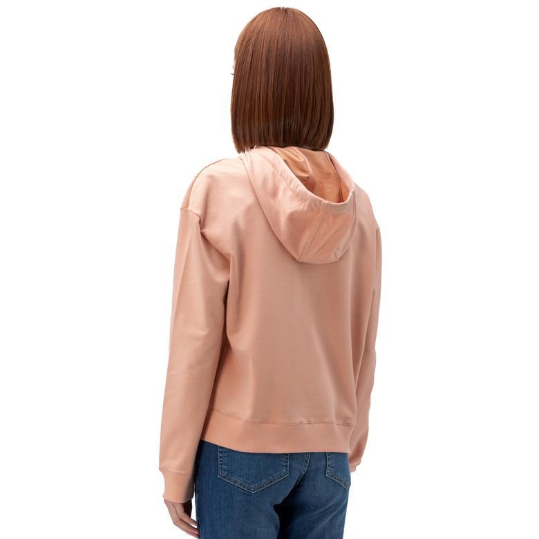 Nautica Kadın Pembe Sweatshirt