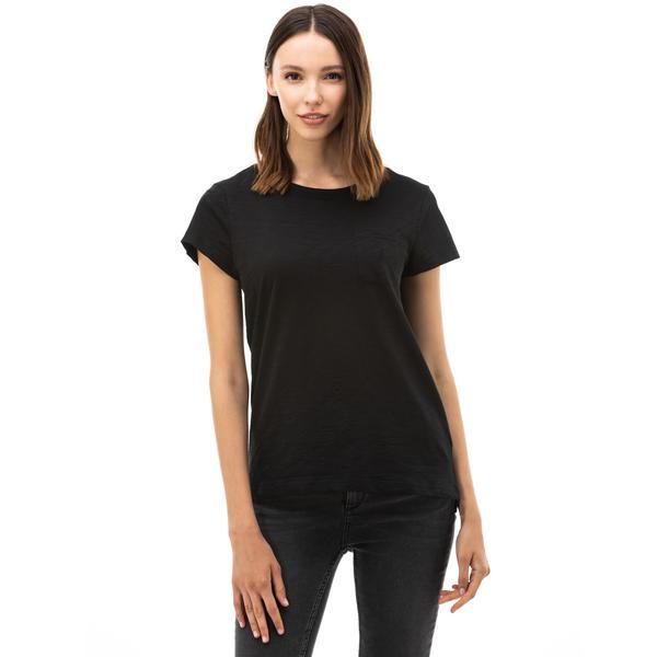 Nautica Kadın Siyah T-Shirt