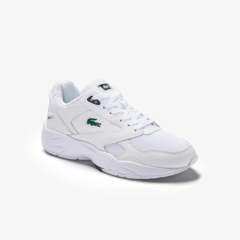 Lacoste Storm 96 Lo Kadın Beyaz Spor Ayakkabı