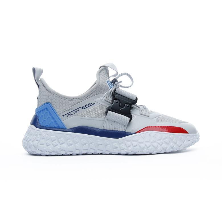 Puma BMW MMS Hi OCTN Erkek Gri Spor Ayakkabı