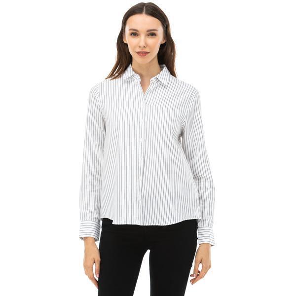 NAUTICA Kadın Beyaz Gömlek