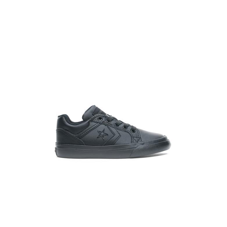 Converse El Distrito 2.0 Ox Çocuk Siyah Sneaker