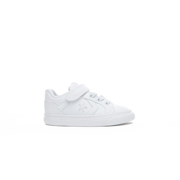 Converse El Distrito 2.0 Ox Bebek Beyaz Sneaker