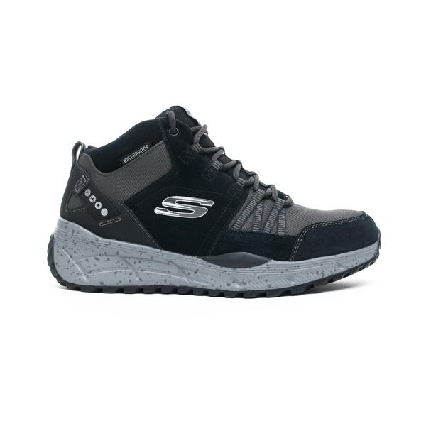 Skechers Equalizer 4 0 Trail Grizwald Erkek Siyah Spor Ayakkabı