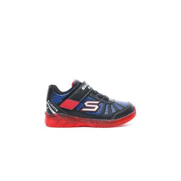 Skechers Illumi-Brights Bebek Siyah Spor Ayakkabı