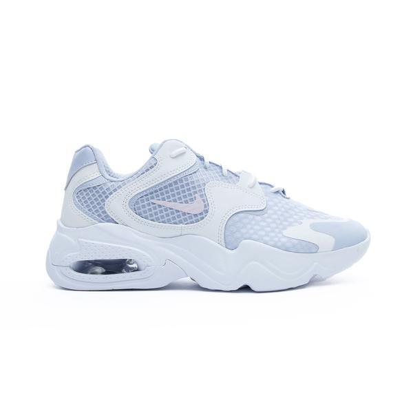 Nike Air Max 2X Beyaz-Mavi Spor Ayakkabı