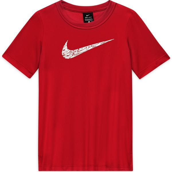 Nike Core Perf Çocuk Kırmızı T-Shirt