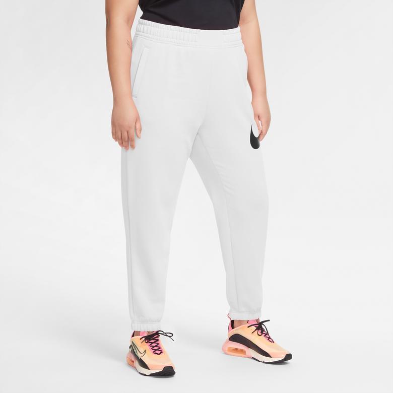 Nike Kadın Beyaz Eşofman Altı