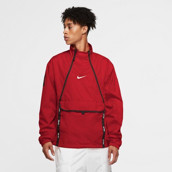Nike Sportswear Essential Nike Air Erkek Kırmızı Ceket