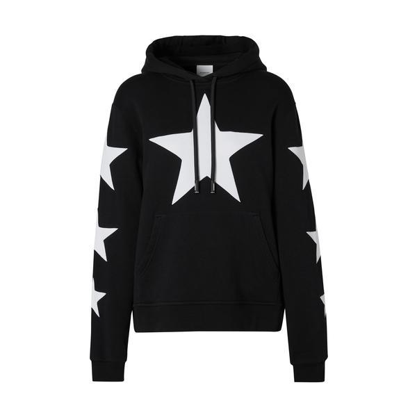 Burberry Kadın Siyah Sweatshirt