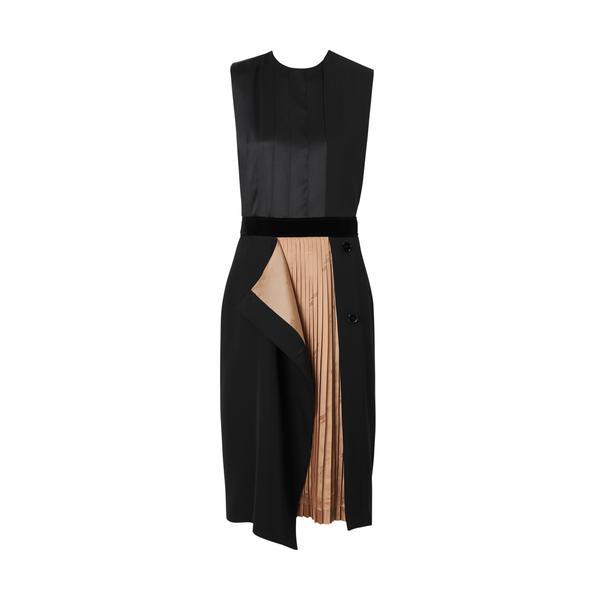 Burberry Kadın Siyah Elbise