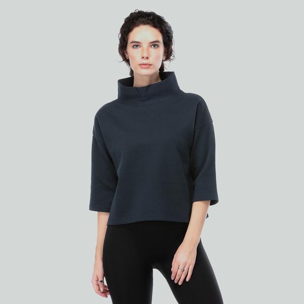 Ruck&Maul Kadın Mavi Sweatshirt