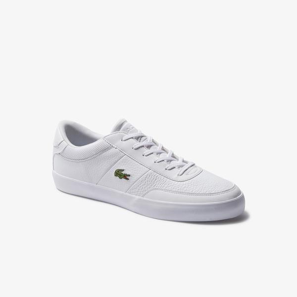 Lacoste Court-Master Erkek Beyaz Günlük Ayakkabı
