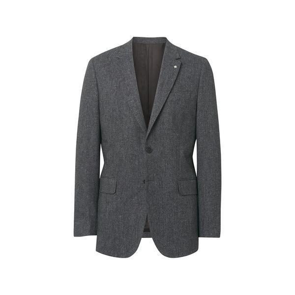Erkek Gri Blazer Ceket