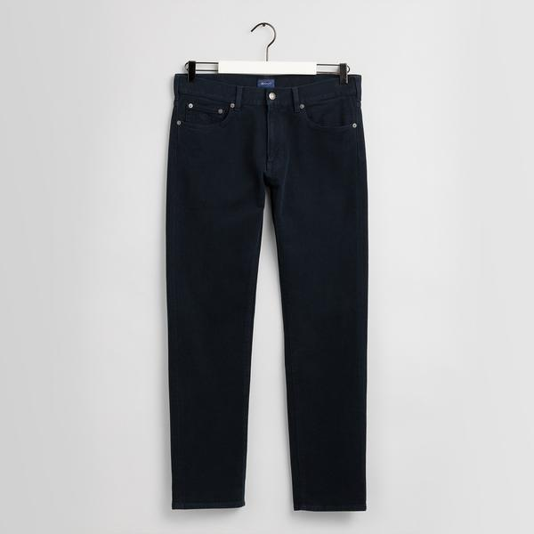 GANT Erkek Lacivert Regular Fit Pantolon