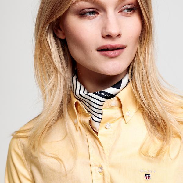 GANT Kadın Sarı Gömlek