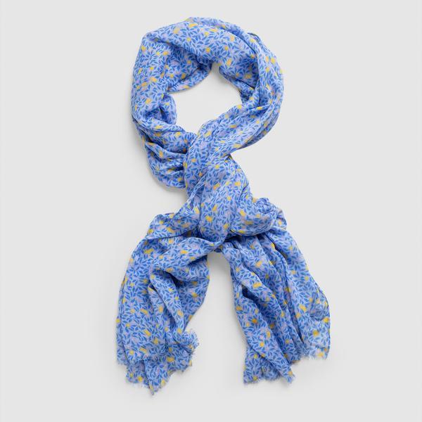 GANT Kadın Mavi Şal
