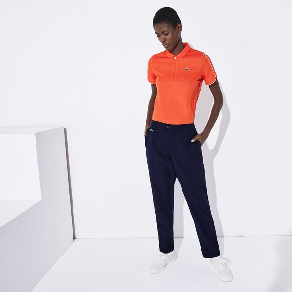 Lacoste Sport Kadın Lacivert - Beyaz Pantolon
