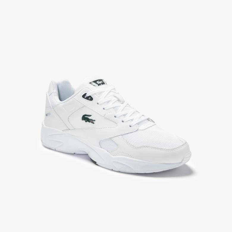 Lacoste Storm 96 Lo Erkek Beyaz Spor Ayakkabı