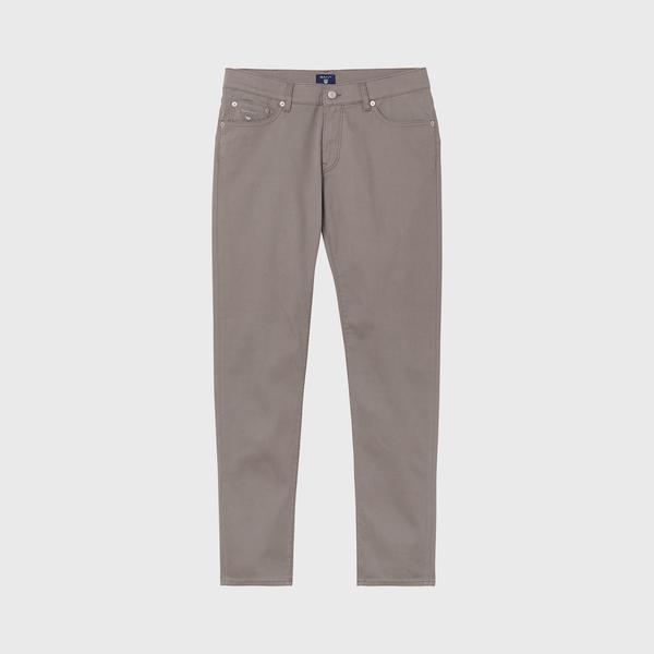 Bedford Erkek Gri Slim Jean