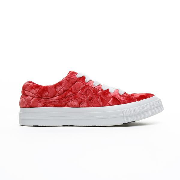 Converse Golf Le Fleur Unısex Kırmızı Sneaker