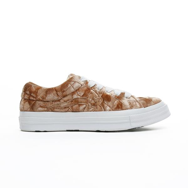 Converse Golf Le Fleur Unısex Kahverengi Sneaker
