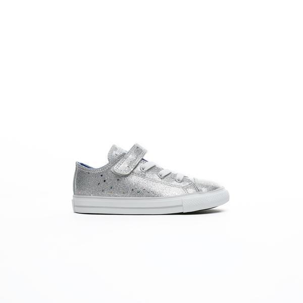 Converse Chuck Taylor All Star 1V Çocuk Gri Sneaker