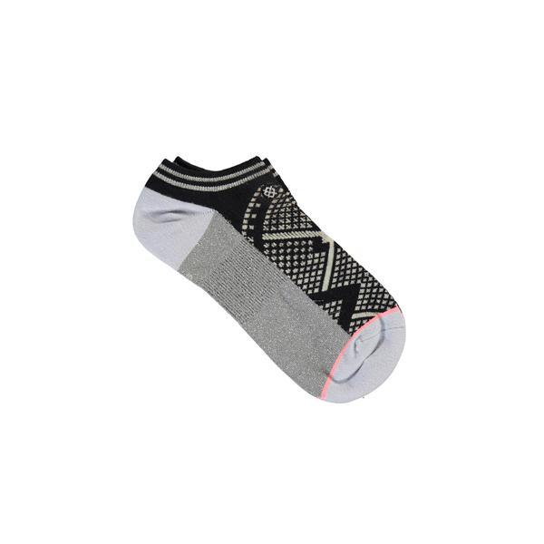 Stance Bit Map Black Kadın Siyah Çorap