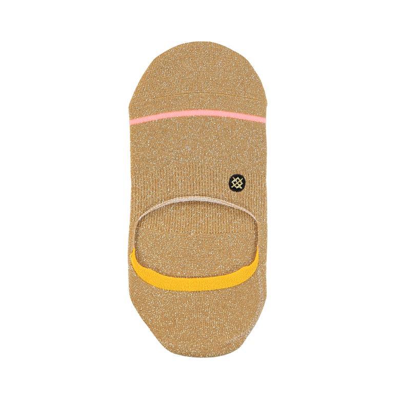 Stance The Or Gold Kadın Sarı Çorap