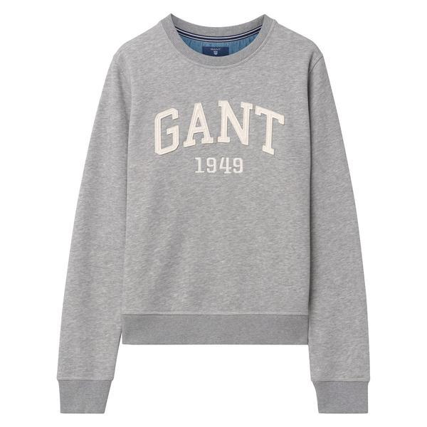 Çocuk Gri Teen Girls 1949 Crew Sweatshirt