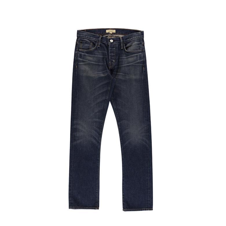Burberry Erkek Lacivert Jean