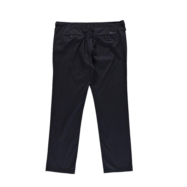 Burberry Erkek Lacivert Pantolon
