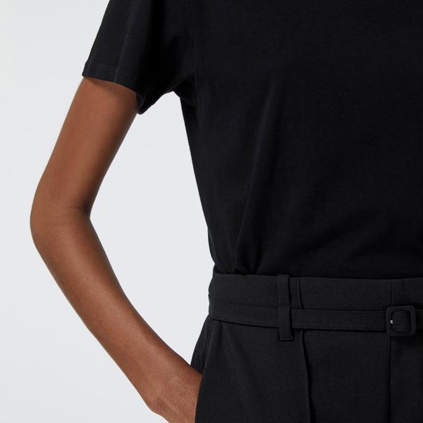 The Kooples Düz Kesim Kadın Siyah Pantolon