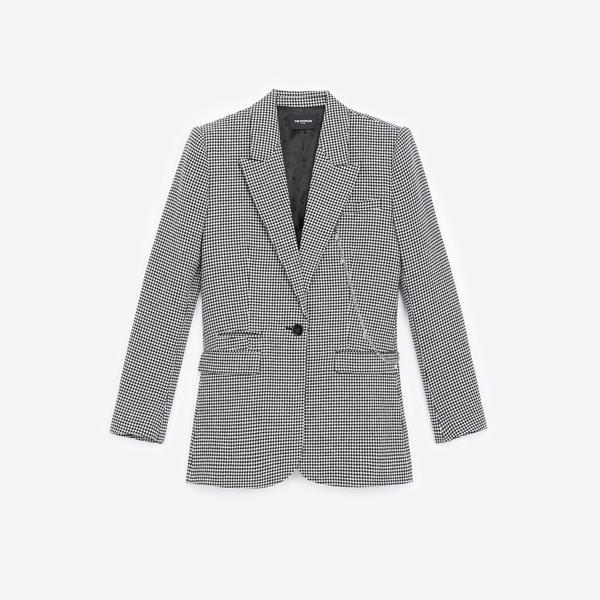 The Kooples Kadın Revers Yaka Ceket