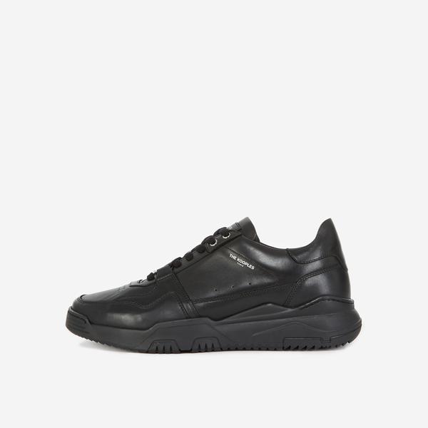 The Kooples Erkek Siyah Spor Ayakkabı