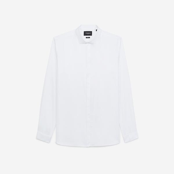 The Kooples Erkek Beyaz Gömlek