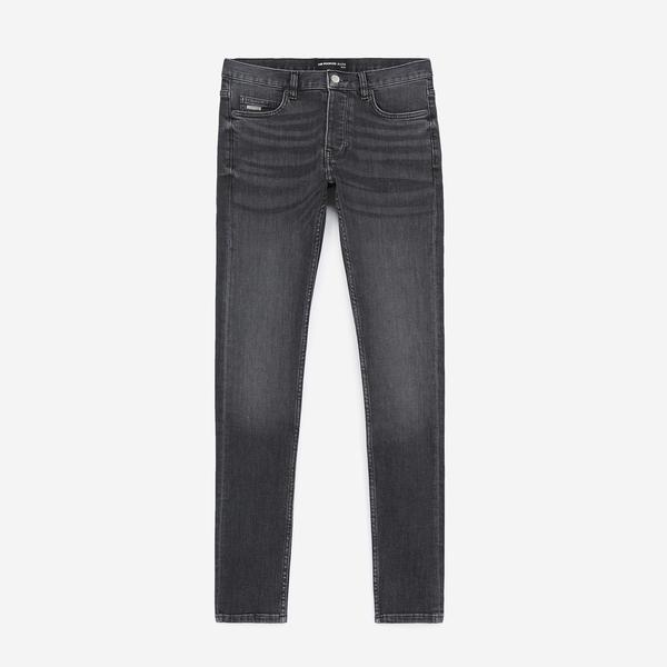 The Kooples Erkek Siyah Jean Pantolon