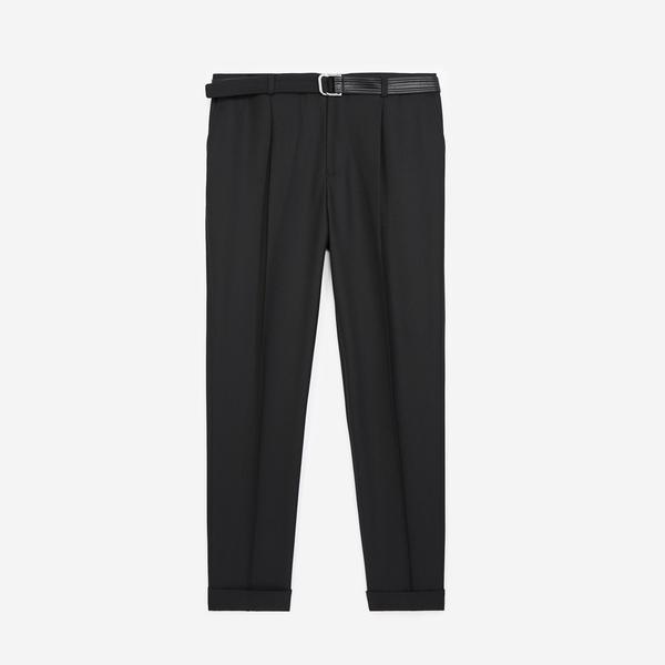 The Kooples Erkek Siyah Pantolon