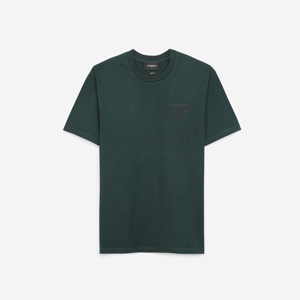 The Kooples Erkek Yeşil T-Shirt