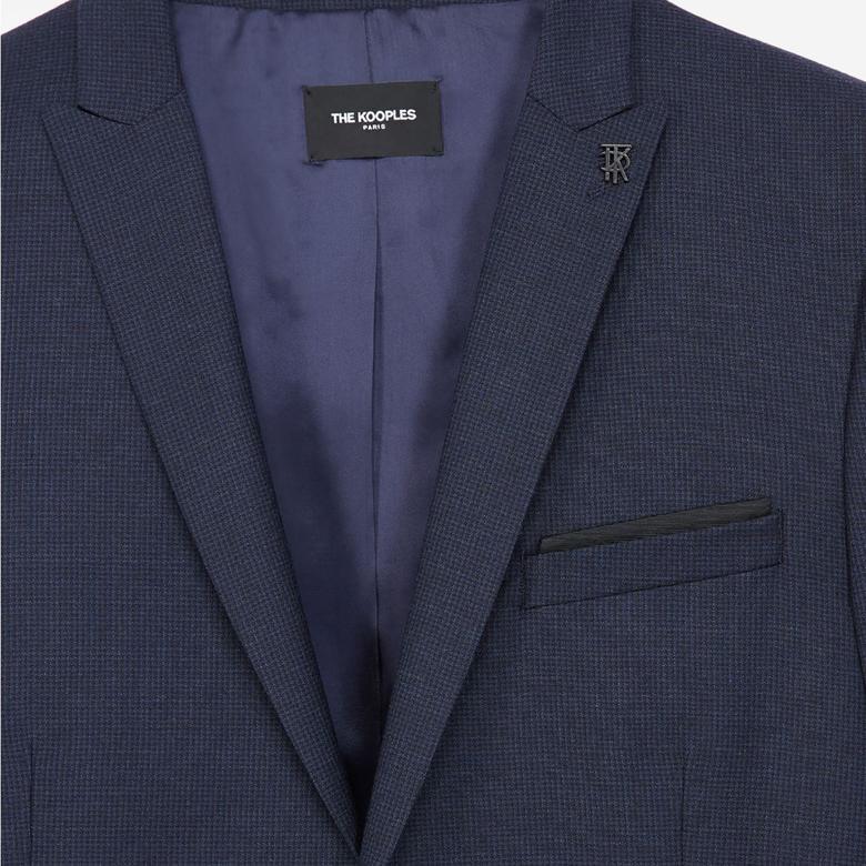 The Kooples Erkek Lacivert Ceket